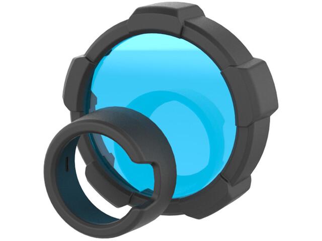 Led Lenser Color Filter 85,5mm, black/blue